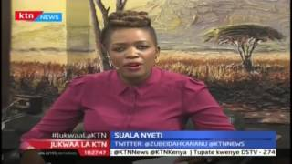 Suala Nyeti: Mgomo wa wauguzi (Sehemu ya pili)