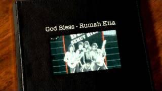 Kunci Gitar dan Lirik 'Rumah Kita' - God Bless: Lebih Baik di Sini Rumah Kita Sendiri