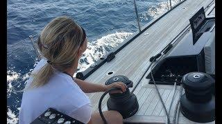 Solaris 58   Sailing In Dalmatia, August 2018