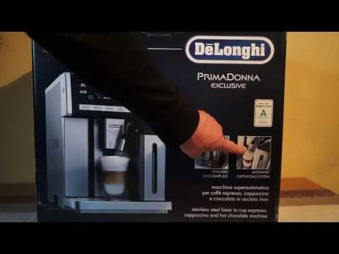 DeLonghi ESAM 6900 PrimaDonna Exclusive