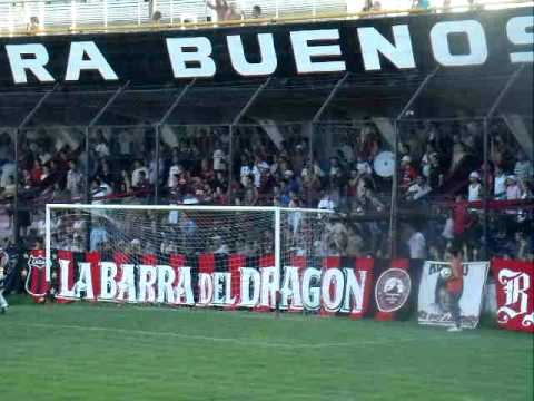 """La Barra Del Dragon - Defe Belgrano x Brown"" Barra: La Barra del Dragón • Club: Defensores de Belgrano"