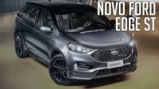 Novo Ford Edge ST - Teste e primeiras impressões