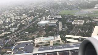 Mumbai Airport Takeoff Best Video In HD