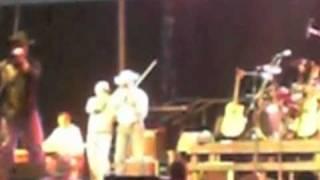 zona jones live at beaumont boys bash 2011