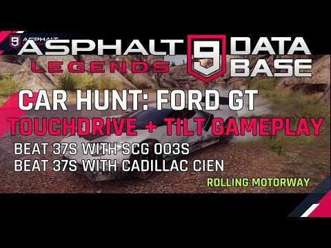 Car Hunt: Ford GT – Beat 37s with SCG 003S & Cadillac Cien
