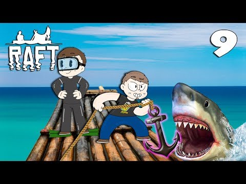 Super-Kotva ! - Raft /w McCitron - Díl 9
