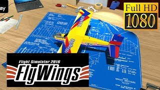 Real Rc Flight Sim Game Review 1080P Official Thetis Flight Simulators