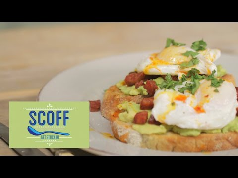 The Perfect Avocado Brunch Recipe | We Heart Food