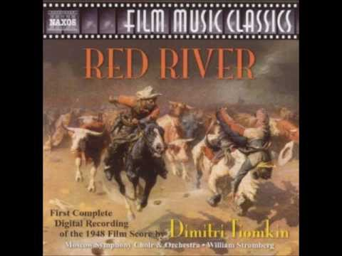 Hollywood Western: Dimitri Tiomkin - Red River - Main Title