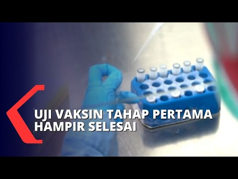 vaksin corona siap disuntikkan di bulan november