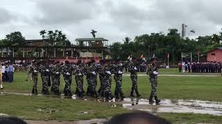 preview picture of video 'Sibsagar boarding fild Celebrate independent day ....'