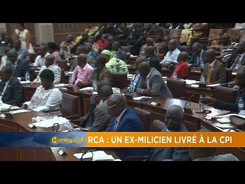 CAR ex-militia leader Rambot Yekatome extradited to ICC [The Morning Call]