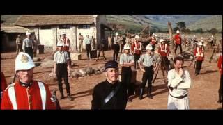 Zulu - Colour Sergeant Bourne - ''Keep working''
