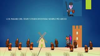 Storia: impariamo il sistema feudale