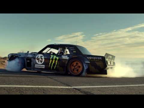 Watch Ken Block Smoke Up A Bunch Of Toyo's New Street-Legal Race Tyres