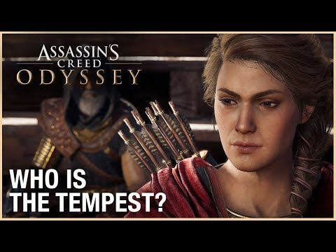 Assassin's Creed Odyssey: Taking on The Tempest Gameplay Preview | Ubisoft [NA]