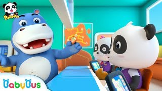 Spring Vacation with Baby Panda | Pretend Play | Nursery Rhymes | Kids Songs | Number Song | BabyBus
