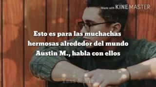 Austin Mahone- Lady ft. Pitbull (Traducida/Subtitulada al Español)*Letra en Español*
