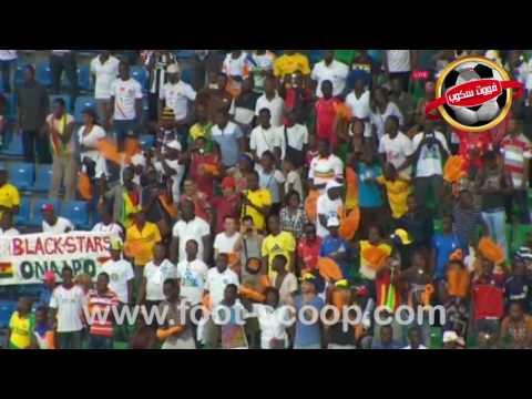 كأس إفريقيا 2017: غانا - أوغندا 1-0