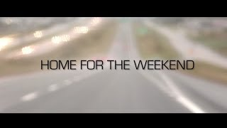 Ross Ellis Home For The Weekend (official Lyric Video)