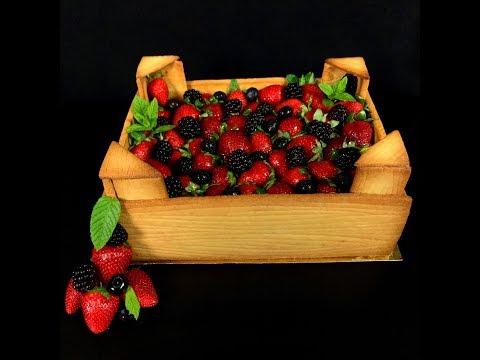 Torta cesto di frutta [Ricetta Facile by Al.Ta Cucina]