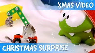 cut the rope nommies rare collectibles figures with gold om nom