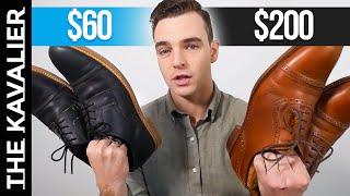 Cheap Shoes Vs Expensive Dress Shoes
