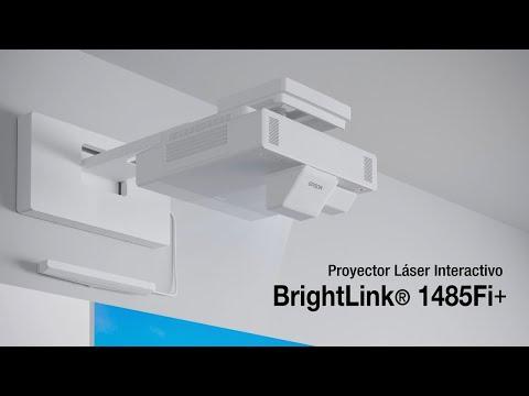 Epson BrightLink 1485Fi | Videoproyector interactivo láser de alta definición y tiro ultra corto
