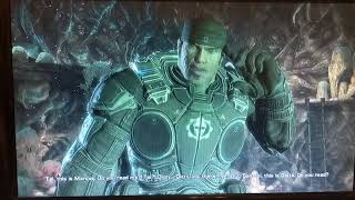Gears of War 2 Let's Play Part 3: The Drill Into Hell