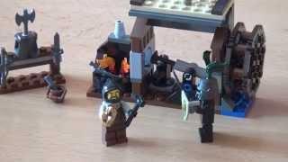 Test Lego Set 6918: Hinterhalt in der Schmiede (Serie: Kingdoms)