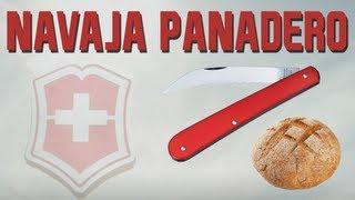 VICTORINOX PANADERO - KNIFE BAKER REVIEW (All subtitles)