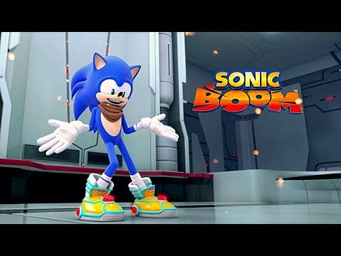 Sonic Boom | Sole Power | Episode 19