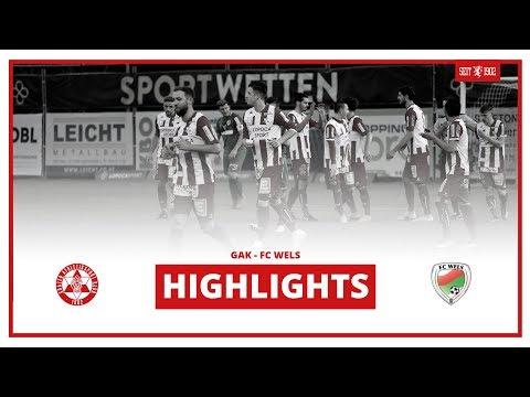 Regionalliga Mitte - 22. Runde: GAK - FC Wels