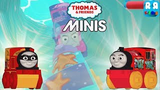 Unlock New Engine Hero Victor and Graffiti Victor - Thomas & Friends Minis