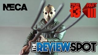 Toy Spot - NECA Friday the 13th Part 3D Ultimate Jason Voorhees Figure