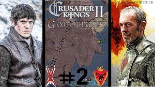 CK2 Game of Thrones Mod | Stannis Baratheon - Part 1 They'll