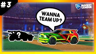 Teaming up with this INSANE player I found in ranked | 2's Until I Lose Ep. 3 | Rocket League