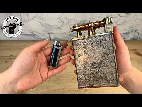 Huge Lighter - Restoration