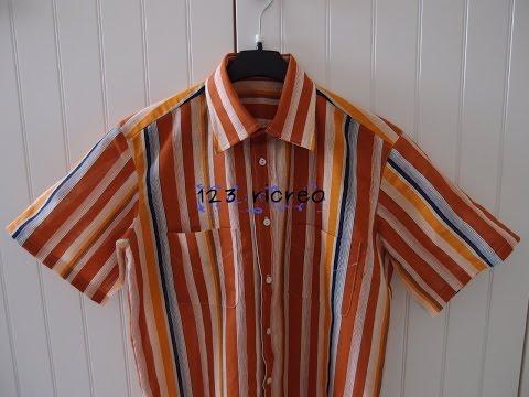 Camicia da uomo - parte VII° - Rifiniture