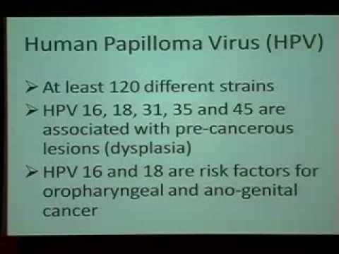 Hpv for cancer