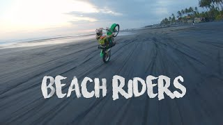 Beach Riders | Chasing dirtbike with Fpv Drone