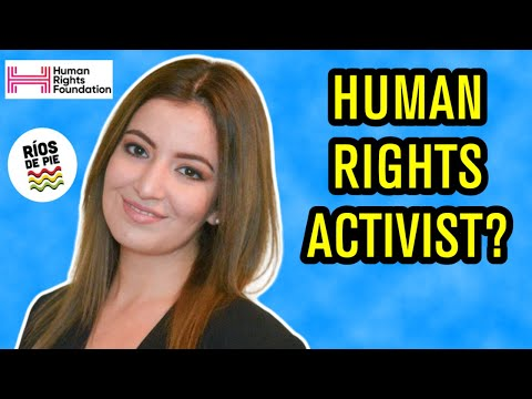 The Making of Jhanisse Vaca Daza - Constructing a 'Human Rights Activist' | BadEmpanada