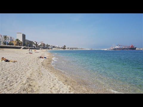 Playa Garrucha Almería