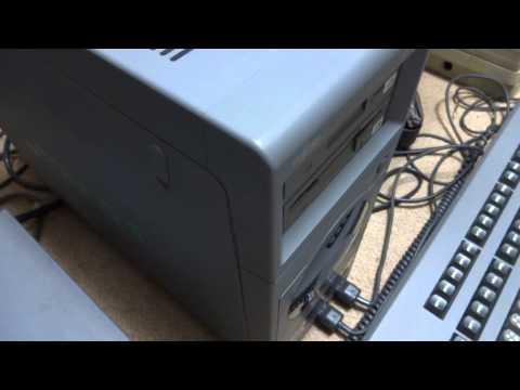 商品が届きました! : Fujitsu FM Towns II Set