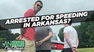 Here's why Arkansas is the worst state to speed in
