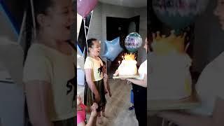 День рождение моей донечки