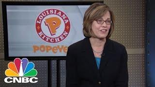 Popeyes Louisiana Kitchen CEO: Crispy Returns | Mad Money | CNBC