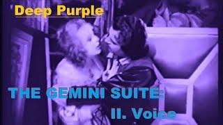 Deep Purple - Gemini Suite - 2nd Movement [с переводом].