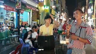 Hít Sai Người Sai Thời Điểm Do Chính Nam Ca Sĩ Thanh Hưng Idol Cover Tại Phố Bùi Viện ...