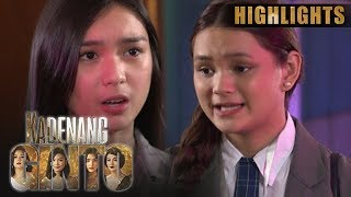 Nadya (Danica Ontengco) decides to reach out to Cassie (Francine Diaz) when Marga (Andrea Brillantes) starts sabotaging her campaign as student council president. (With English Subtitles)  Subscribe to the ABS-CBN Entertainment channel! - http://bit.ly/ABSCBNOnline  Visit our official website!  http://entertainment.abs-cbn.com http://www.push.com.ph  Watch the full episodes of Kadenang Ginto on TFC.TV: http://bit.ly/KadenangGinto-TFCTV and on iWant for Philippine viewers: http://bit.ly/KadenangGinto-iWant  Facebook: http://www.facebook.com/ABSCBNnetwork  Twitter:  https://twitter.com/ABSCBN https://twitter.com/abscbndotcom  Instagram: http://instagram.com/abscbnonline  Episode 209 - July 30, 2019 Cast: Francine Diaz (Cassandra, Cassie) / Seth Fedelin (Mikoy, Michael) / Criza Ta-a (Roxanne) / Danica Ontengco (Nadya)  #KGPaghuliKayHector #KadenangGinto #ABSCBNKadenangGinto